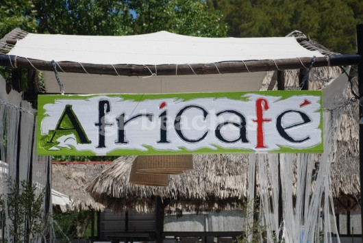 africafe beach bar, platanitsi, halkidiki, greece
