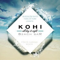 beach bars/kohi