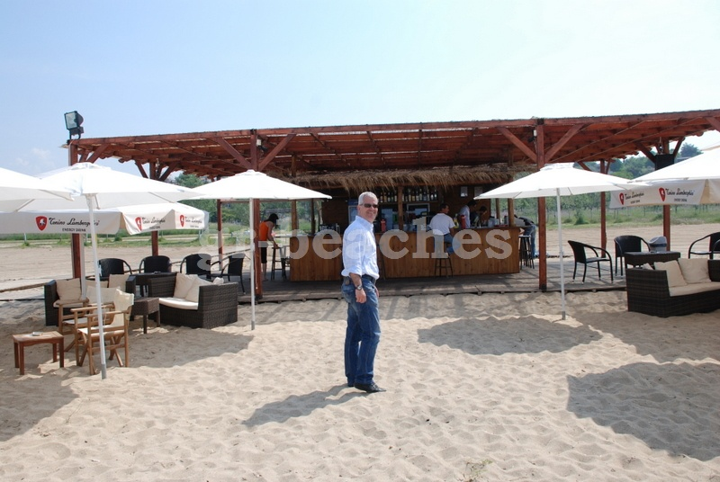 sahara beach bar